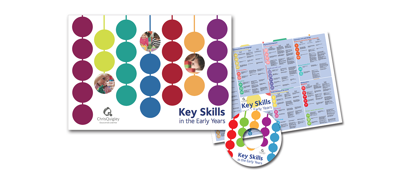 Key Skills in the Early Years Chris Quigley Education